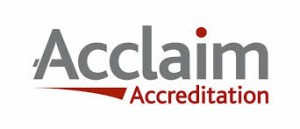 Alpha Design Ltd are now Acclaim Accredited
