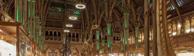Works at Natural History Museum, Oxford Complete
